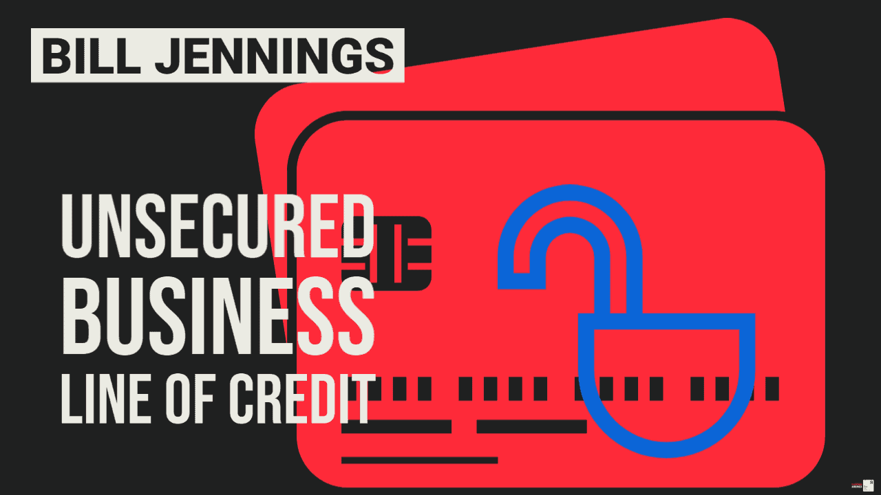 Unsecured Business Lines of Credit